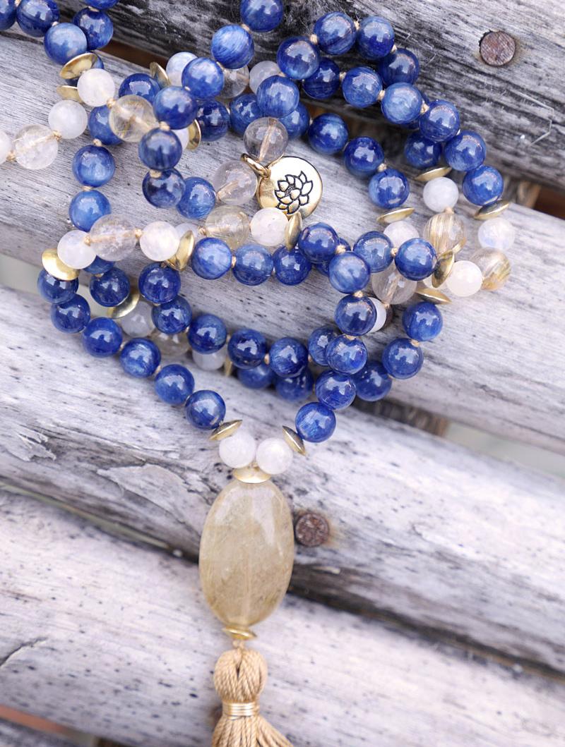 Soul Sister 108 Beaded Prayer Mala